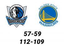 Baloncesto.NBA.Dallas Mavericks vs Golden State Warriors