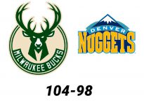 Baloncesto.NBA. Milwaukee Bucks vs Denver Nuggets
