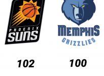 Baloncesto.NBA. Phoenix Suns vs Memphis Grizzlies