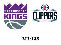 Baloncesto.NBA.Sacramento Kings vs Los Angeles Clippers