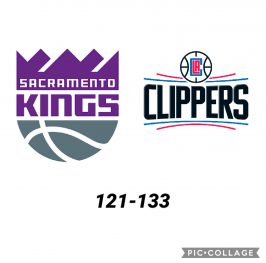 Baloncesto.NBA.Sacramento Kings vs Los Angeles Clippers