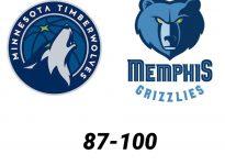 Baloncesto.NBA. Minnesota Timberwolves vs Memphis Grizzlies