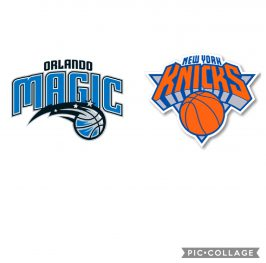 Baloncesto.NBA. Orlando Magic vs New York Knicks