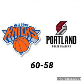 Baloncesto.NBA.New York Knicks vs Portland Trail Blazers