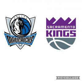 Baloncesto.NBA. Dallas Mavericks vs Sacramento Kings