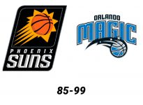 Baloncesto.NBA.Phoenix Suns vs Orlando Magic