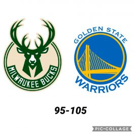 Baloncesto.NBA Milwaukee Bucks vs Golden State Warriors