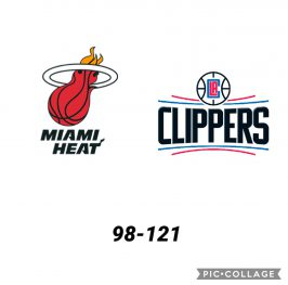 Baloncesto.NBA. Los Ángeles Clippers vs Miami Heat