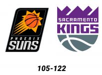 Baloncesto.NBA. Phoenix Suns vs Sacramento Kings