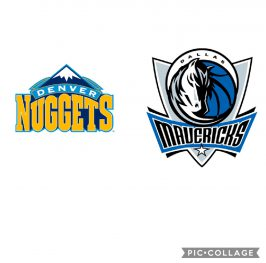 Baloncesto.NBA. Denver Nuggets vs Dallas Mavericks