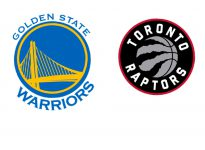 Baloncesto.NBA. Golden State Warriors vs Toronto Raptors