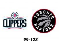 Baloncesto.NBA. Los Ángeles Clippers vs Toronto Raptors