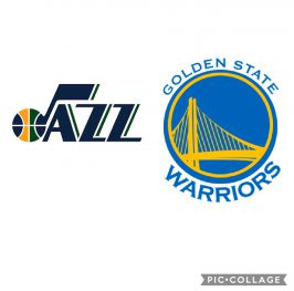 Baloncesto.NBA. Utah Jazz vs Golden State Warriors