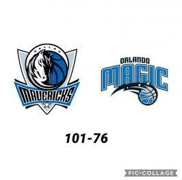 Baloncesto.NBA. Dallas Mavericks vs Orlando Magic