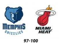 Baloncesto.NBA. Memphis Grizzlies vs Miami Heat