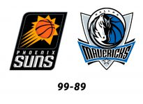 Baloncesto.NBA. Phoenix Suns vs Dallas Mavericks