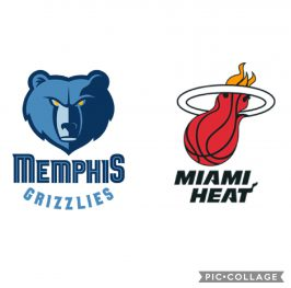 Baloncesto.NBA. Memphis Grizzlies vs Miami Heat