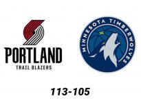 Baloncesto.NBA. Portland Trail Blazers vs Minnesota Timberwolves