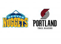 Baloncesto.NBA. Denver Nuggets vs Portland Trail Blazers