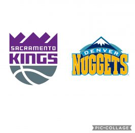 Baloncesto.NBA. Sacramento Kings vs Denver Nuggets
