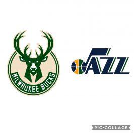 Baloncesto.NBA. Milwaukee Bucks vs Utah Jazz