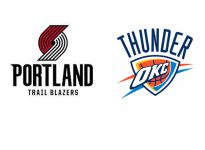 Baloncesto.NBA. Portland Trail Blazers vs Oklahoma City Thunder