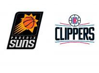 Baloncesto.NBA. Phoenix Suns vs Los Angeles Clippers