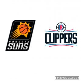 Baloncesto.NBA. Phoenix Suns vs Los Angeles Clippers