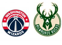 Baloncesto.NBA. Washington Wizards vs Milwaukee Bucks